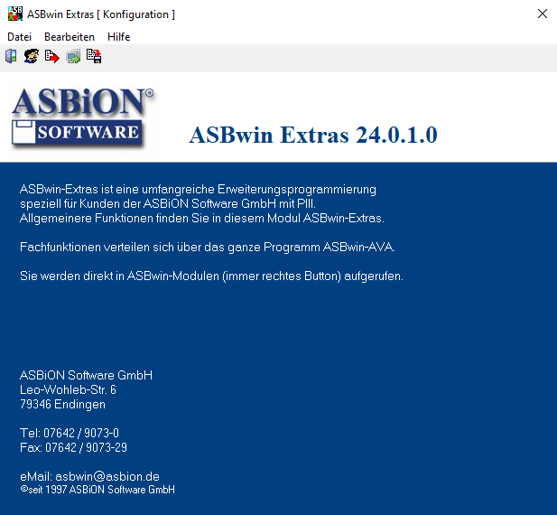 AsBiON-Software-ASBwin-Extras